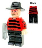 Freddy Krueger  (Nightmare) - Custom Designed Minifigure